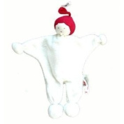 Sckoon Organic Cotton Soft Toy Red Cap