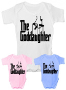 The Goddaughter~Funny Babygrow~Babies Gift ~ Girls Vest Babies Clothing