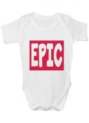 Epic Funny Babygrow Babies Gift Boy/Girl Vest Babies
