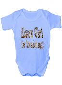 Essex Girl In Training ~ Funny Babygrow Babies Gift Girl Vest