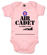 IiE, Air Cadet at Daddy's base, Baby Boy, Short Sleeve Bodysuit
