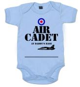 IiE, Air Cadet at Daddy's base, Baby Boy, Short Sleeve Bodysuit