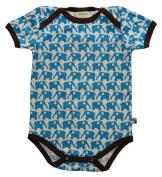 Loud + Proud Unisex Baby Short Sleeve Body - Organic Cotton