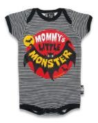 Mommys Little Monster Babygrow