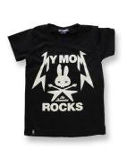 My Mom Rocks Kids T-Shirt