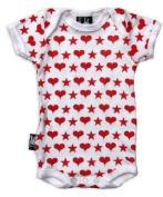 Hearts n Stars Babygrow