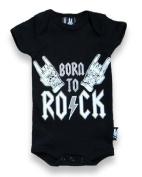 Born to Rock Babygrow