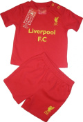 Brecrest Babywear Liverpool Football Club Core T-Shirt and Shorts
