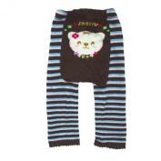 Baby - Toddler Unisex Trousers / Leggings - Pretty Kitty