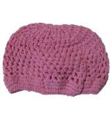 Pink Adorable Crochet Little Girl Hat