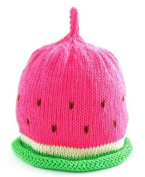 Merry Berries Watermelon Knitted Baby Hat