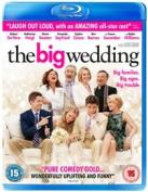 Big Wedding [Region B] [Blu-ray]
