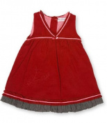 Pomme Framboise Paris Jardin de Rose Dress, Dresses, Baby girl, 18-24 months