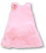Be Dottie Pink Dangle Dress, Dresses, Formal Wear, 3-4 years