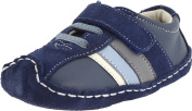 See Kai Run - Smaller Piran Blue Baby Shoes