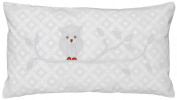 Taftan Owl Decoration Cushion 37 x 20cm