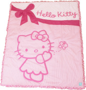 Hello Kitty Nursery Bedding Set