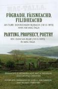Fogradh, Faisneachd, Filidheachd / Parting, Prophecy, Poetry [GLA]