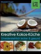 Kreative Kokos-Kuche