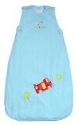 The Dream Bag Aqua Baby Sleeping Bag Fire Engine 0-6 Months 1.0 Tog