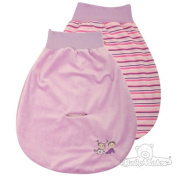 BabyMatex - Baby Sleeping Bag / Double-faced Baby Footmuff