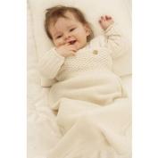 Disana Organic Knitted Merino Wool Baby Sleeping Bag 1