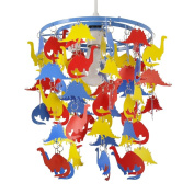 Childrens Dinosaur Bedroom/Nursery Ceiling Pendant Light Shade