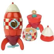 Janod Magnetic Stacking Rocket