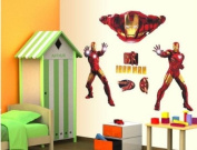Large Ironman Wall Sticker Decals