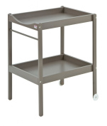 Changing table Alice taupe Combelle