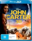 John Carter 3d [Region 4]
