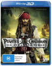 Pirates Of The Caribbean [Region 4]