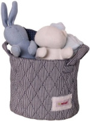 Minene UK Ltd Storage Basket with Stripes