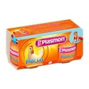 Plasmon Chicken Meal Puree