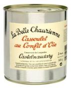French Cassoulet with goose confit La belle Chaurienne La Belle Chaurienne-Cassoulet au confit d oie la belle Chaurienne - 840 gr - 2 serves