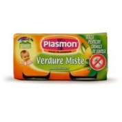 Plasmon Mixed Vegetables Puree Meal