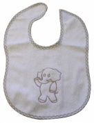 Tippitoes Bibs (Cream/Fawn)