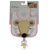 Pitter Patter Mouse Bib