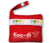 Koo-Di Pack-It Toddler Poncho