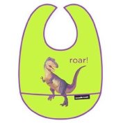 T-Rex Bib By Crocodile Creek