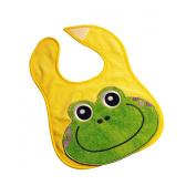 dBb Remond 222005 Sponge Bib Frog Design 29.5 x 21 cm