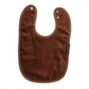 Mum2Mum Wonder Bib Standard Bib CHOCOLATE BROWN