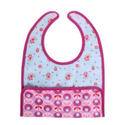 Minene UK Crumb Catcher Bib Flowers