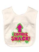 Zombie Snack Baby Bib