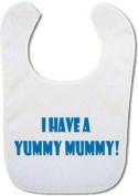 I have a Yummy Mummy in blue