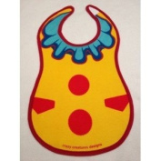 Crazy Bib Clown Bib