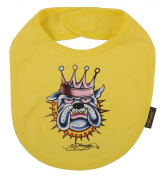 Ed Hardy Bib Yellow - King Dog