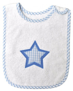 Shy Fashion F112079 Bib Vichy Check Light Blue