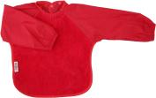 Silly billyz 4260404 Long Sleeve Bib Red Age 2+