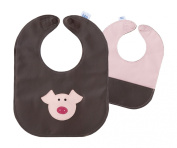 Pig Leather Bib